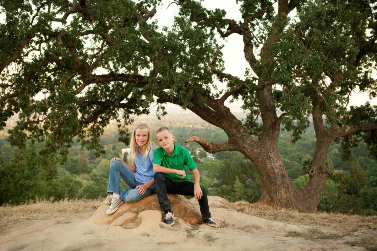 Dinosaur Hill, Pleasant Hill, children and family portraits