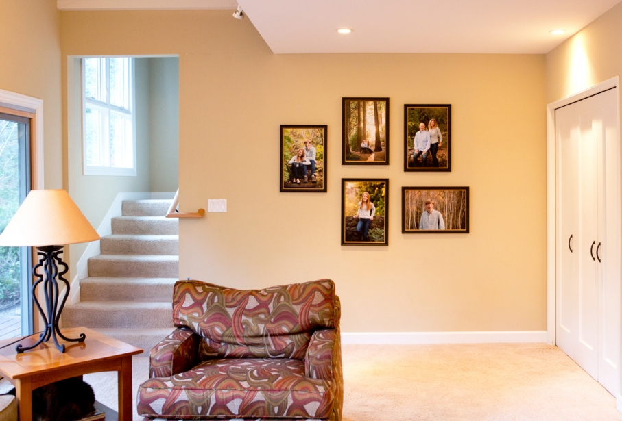 Laura_Cottril_Wall grouping framed canvas